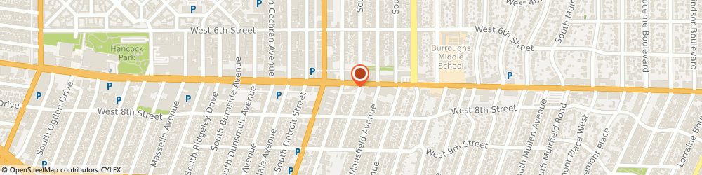 Route/map/directions to Mathnasium, 90036 Los Angeles, 5164 Wilshire Blvd