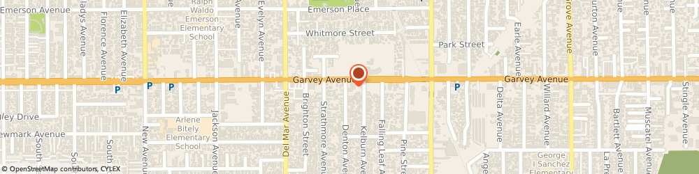 Route/map/directions to Mr Steves Donuts, 91770 Rosemead, 7940 GARVEY AVENUE SUITE 101