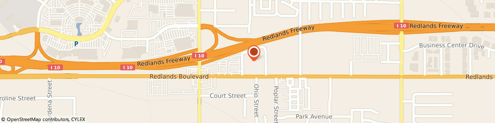 Route/map/directions to Hyundai Inland Empire, 92354 Loma Linda, 25072 Redlands Blvd