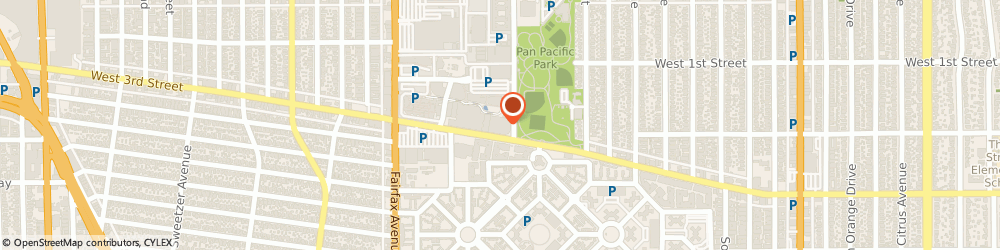 Route/map/directions to Nordstrom The Grove, 90036 Los Angeles, 189 The Grove Dr