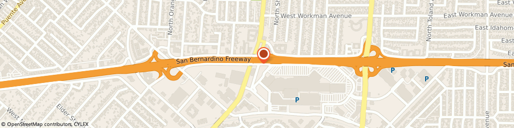 Route/map/directions to Maytag Retailer, 91790 West Covina, 950 West Garvey Avenue South