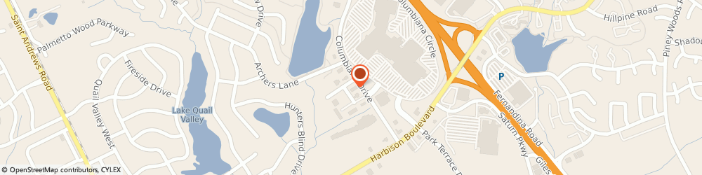 Route/map/directions to H & r Block, 29212 Columbia, 105 Afton Court Ste B