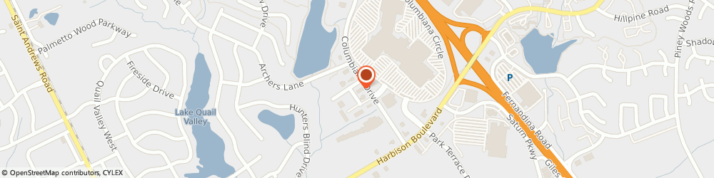 Route/map/directions to H & r Block Tax Svc, 29212 Columbia, 105 AFTON CT
