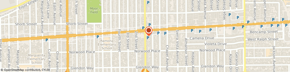 Route/map/directions to Charter Communications, 91801 Alhambra, 1414 S Garfield Ave