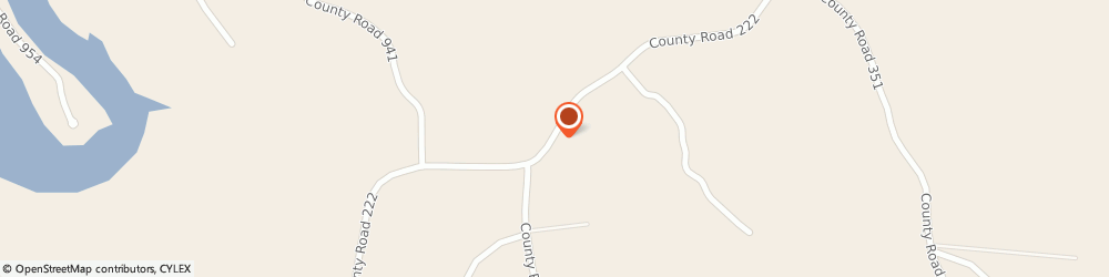 Route/map/directions to Livingston Chapel Methodist Church, 35053 Crane Hill, 16609 County Road 222