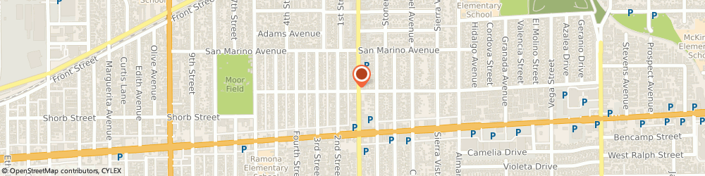 Route/map/directions to Better Care Medical Group Inc, 91801 Alhambra, 1153 S Garfield Ave