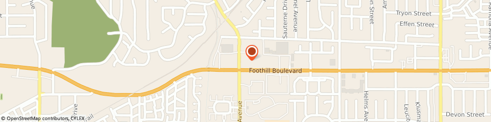 Route/map/directions to Wine Tailor, 91730 Rancho Cucamonga, 8916 FOOTHILL BLVD STE K3