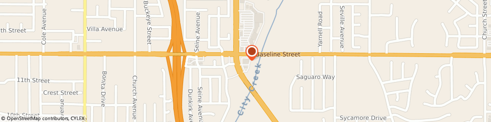 Route/map/directions to Walgreens, 92346 Highland, 27951 Baseline St