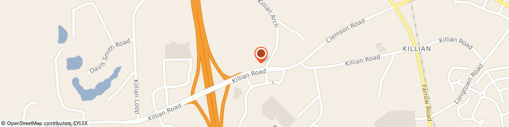 Route/map/directions to McDonald's, 29203 Columbia, 399 Killian Road