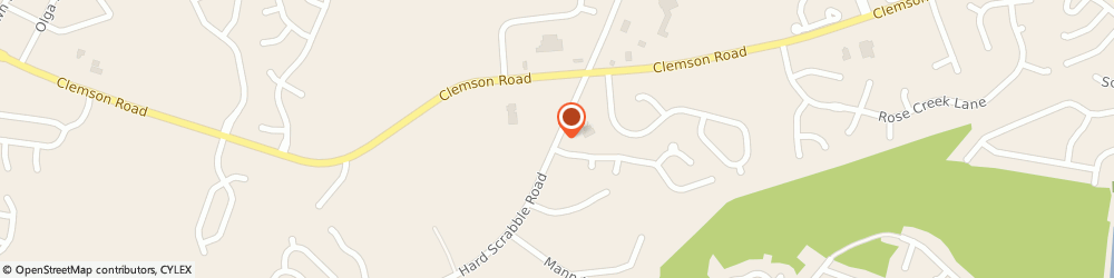 Route/map/directions to Doctors Care, 29223 Columbia, 4214 HARD SCRABBLE ROAD