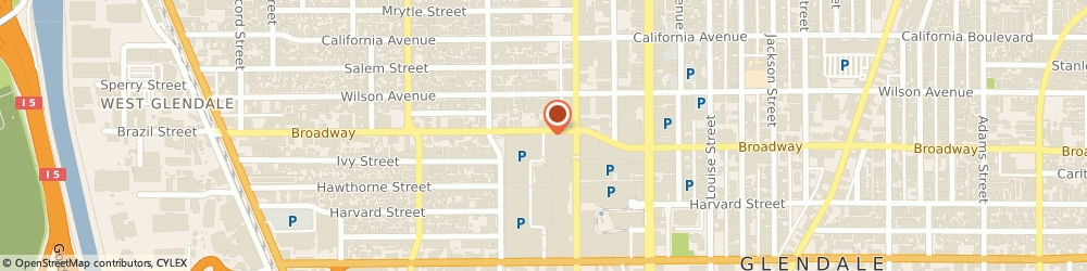 Route/map/directions to Bose At The Galleria, 91210 Glendale, 1122 Glendale Galleria