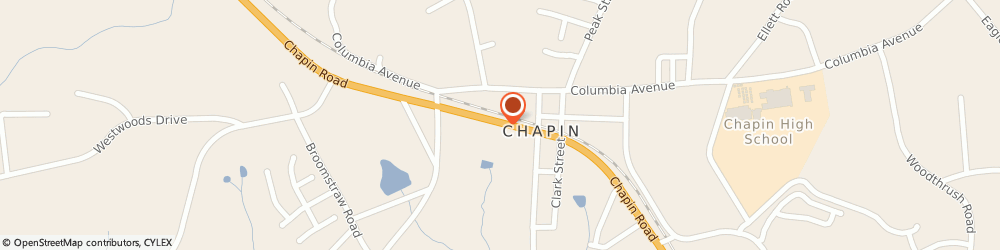 Route/map/directions to Napa Auto Parts, 29036 Chapin, 1219 CHAPIN RD