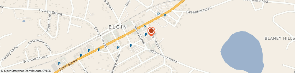 Route/map/directions to Food Lion, 29045 Elgin, 2465 Main Street