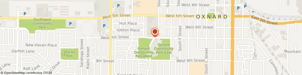 Route/map/directions to Lin Victor, 93030 Oxnard, 915 W 7Th St