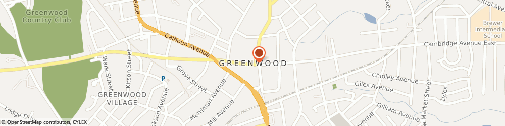 Route/map/directions to C v S/ Pharmacy, 29649 Greenwood, 1942 MONTAGUE AVENUE EXT