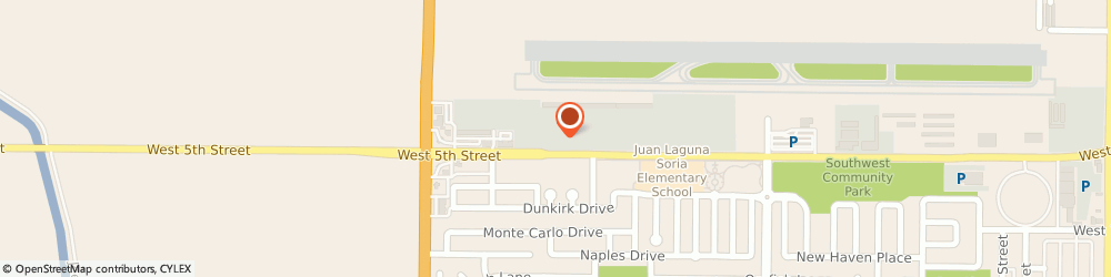 Route/map/directions to Barbara Ortiz-Lee - State Farm Insurance Agent, 93030 Oxnard, 3481 W 5th St