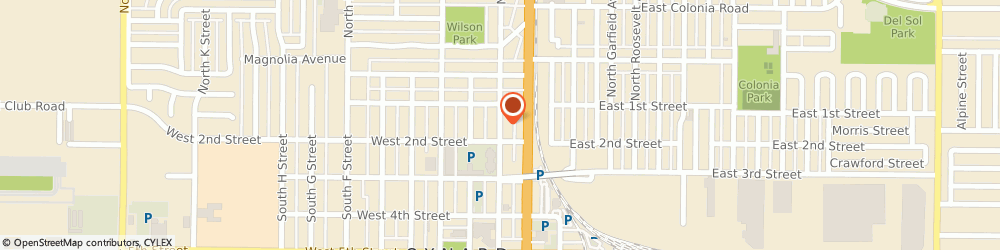 Route/map/directions to Farmers Insurance - Young Kim, 93030 Oxnard, 141 S A St
