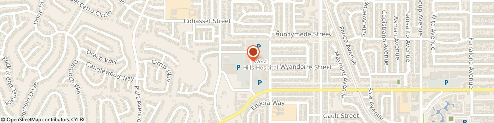 Route/map/directions to Express DNA Testing, 91307 West Hills, 7301 Medical Center Dr Ste 303