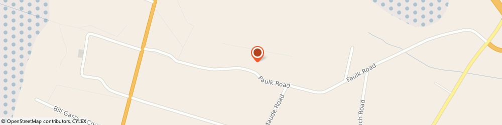 Route/map/directions to Church Of Jesus Christ Of Latter-Day Saints, 29571 Marion, 200 Faulk Rd