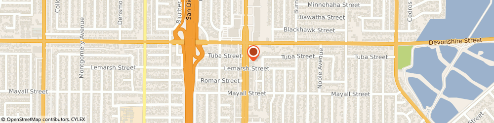 Route/map/directions to Ati Automotive Center, 91345 Mission Hills, 10216 Sepulveda Blvd
