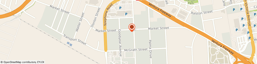 Route/map/directions to Prudential Financial, Donna Zuls, 93003 Ventura, 4574 Market Street, Ste. 2B
