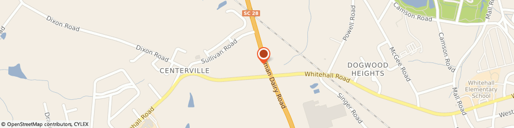 Route/map/directions to Wells Fargo ATM, 29625 Anderson, 1509 Pearman Dairy Rd