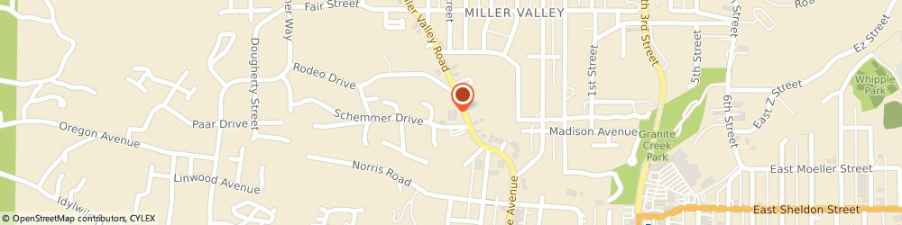 Route/map/directions to Osco Drug, 86301 Prescott, 506 MILLER VALLEY ROAD