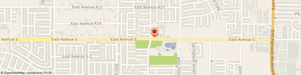 Route/map/directions to Guidance Charter School, 93550 Palmdale, 37230 37th Street East
