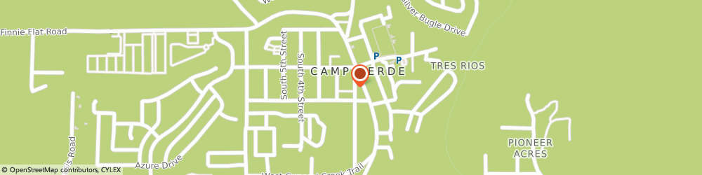 Route/map/directions to Test Me DNA - Camp Verde, 86322 Camp Verde, 468 S First St