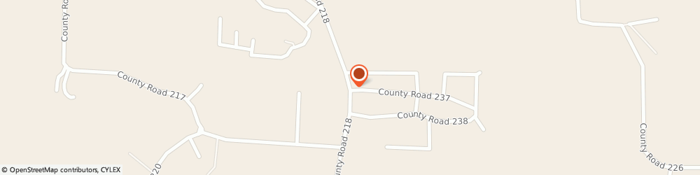 Route/map/directions to Exxonmobil Distributor, 38834 Corinth, 1412 Highway 72 West