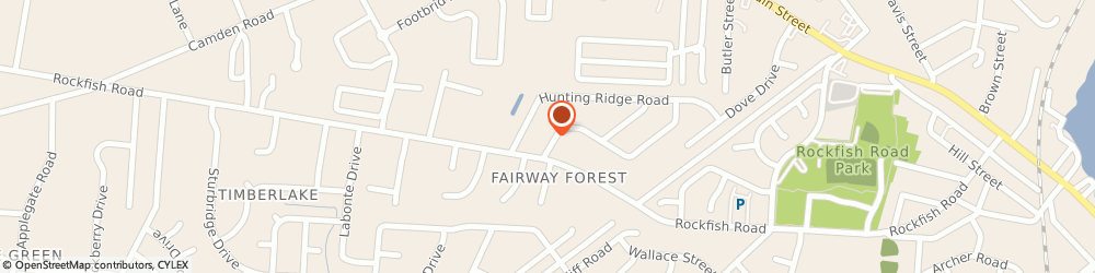 Route/map/directions to Advanced Heating & A/C, 28348 Hope Mills, 3288 Glenmore Drive