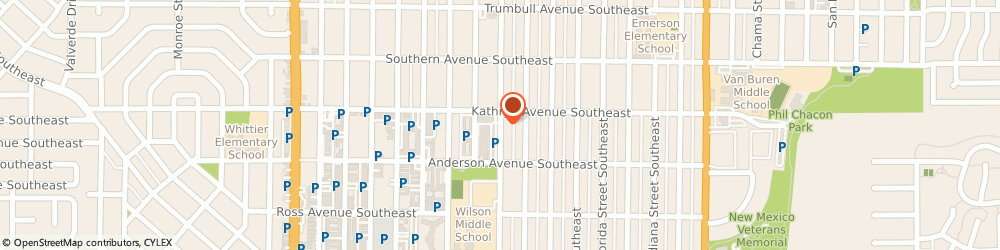 Route/map/directions to Farmers Insurance Group - Tighe Joanna, Agents, Albuquerque, Woodard Robert, 87108 Albuquerque, 927 SAN PEDRO DRIVE SOUTHEAST SUITE A