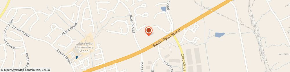 Route/map/directions to Jersey Mike's, 28273 Charlotte, 11112-A South Tryon St.