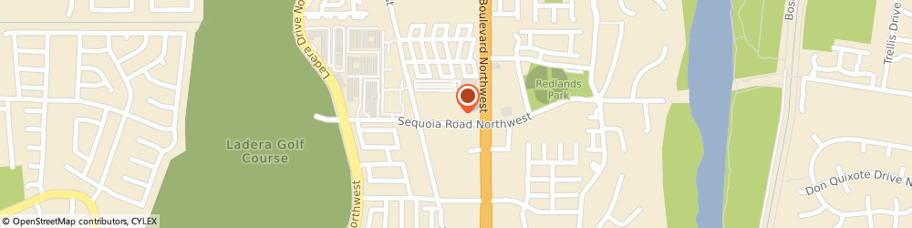 Route/map/directions to Farmers Insurance Albuquerque, Becky Nguyen, 87120 Albuquerque, 5300 Sequoia Rd Nw Ste I