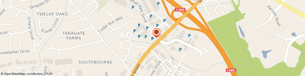 Route/map/directions to Applebee's Neighborhood Grill & Bar, 28273 Charlotte, 8710 S. TRYON STREET