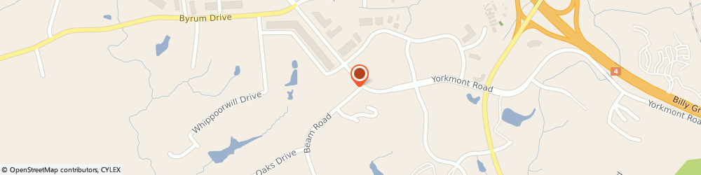 Route/map/directions to Exxon Mobil CHARLOTTE, 28213 Charlotte, 2901 Yorkmont Rd
