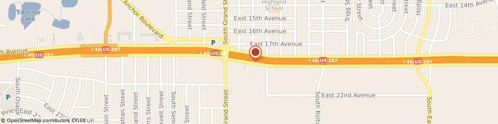 Route/map/directions to SmartStyle, 79103 Amarillo, 3700 Interstate 40 E