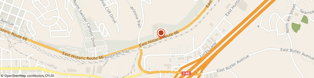 Route/map/directions to About My Health Hair Follicle Drug Testing, 86004 Flagstaff, 1764 E Route 66