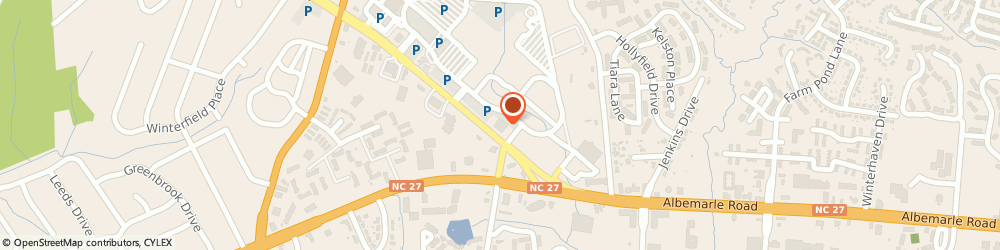 Route/map/directions to Firestone Complete Auto Care, 28212 Charlotte, 5699 Central Ave