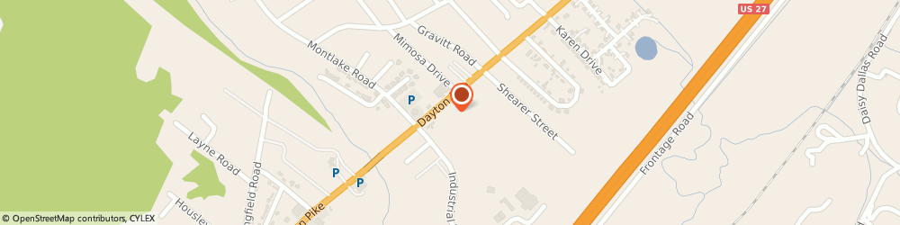 Route/map/directions to CNS AUTOMOTIVE, 37379 Soddy Daisy, 8644 Dayton Pike