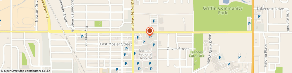 Route/map/directions to Womens Healthcare Of Norman, 73072 Norman, 3440 R.C. Luttrell Dr.