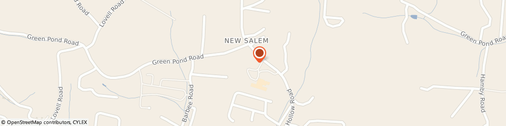 Route/map/directions to NEW SALEM ALIGNMENT, 37379 Soddy Daisy, 9813 Dallas Hollow Rd