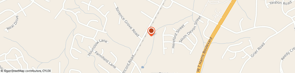 Route/map/directions to Interstate Batteries Dealer, 28213 Charlotte, 10230 Newell Hickory Grove Rd