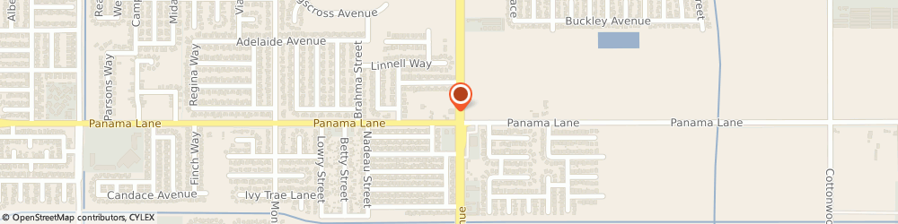 Route/map/directions to Beacon Liquor Store, 93307 Bakersfield, 6495 SOUTH UNION AVENUE