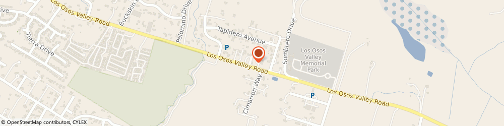 Route/map/directions to Hague Quality Water, 93402 Los Osos, 2024 Los Osos Valley Road
