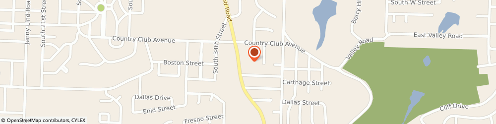Route/map/directions to Shelter Insurance, 72903 Fort Smith, 2917 Old Greenwood Rd, Ste 1