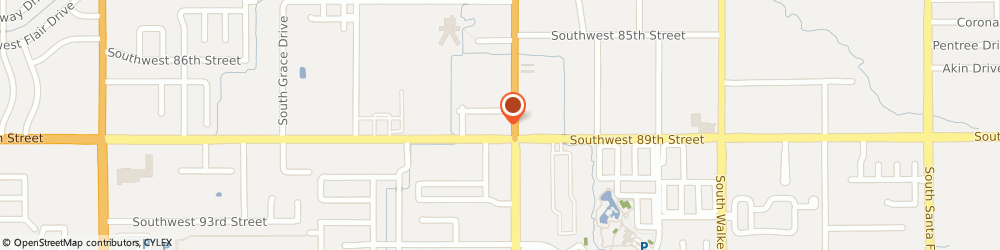 Route/map/directions to Bank Of America Mortgage, 73139 Oklahoma City, 8901 S WESTERN AVE