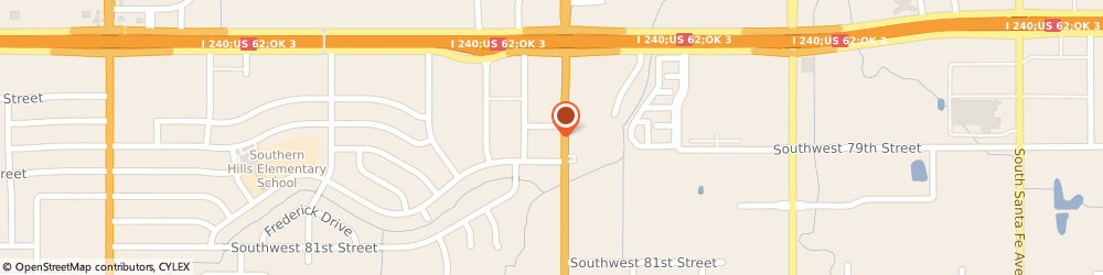 Route/map/directions to Orion Dental, 73139 Oklahoma City, 7801 S. Western Ave.