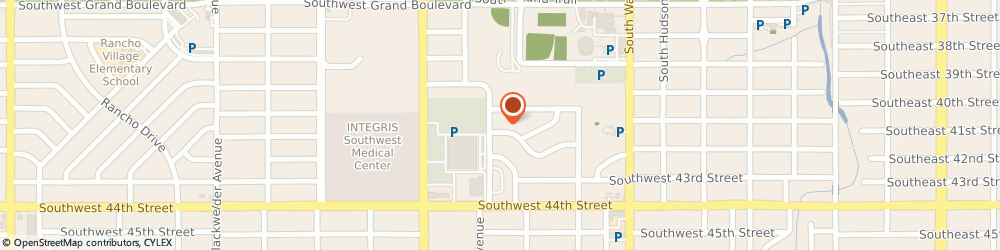 Route/map/directions to Gooding Jack b Insurance, 73109 Oklahoma City, 713 SOUTHWEST 41ST STREET