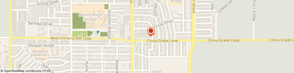 Route/map/directions to Highland Manor Liquors, 93308 Bakersfield, 220 CHINA GRADE LOOP